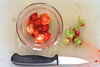 Fresh Strawberries Make The Breakfast