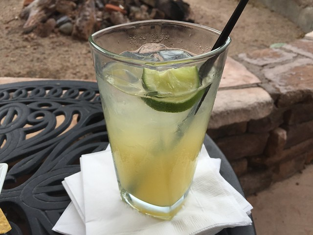 Margarita - The Grille at Shadowrock