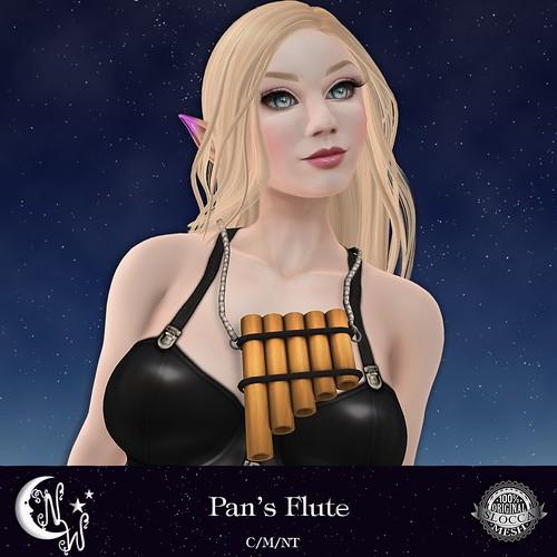 NeverWish Pan's Flute