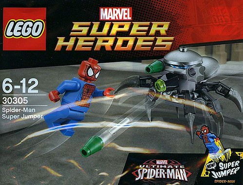 LEGO Ultimate Spider-man 30305