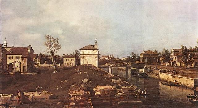 Giovanni_Antonio_Canal,_il_Canaletto_-_The_Brenta_Canal_at_Padua_-_WGA03914