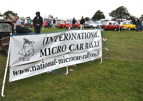 Micro Car Rally