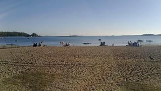 Kuva Kasinonranta lähellä Helsinki. beach finland helsinki 2015