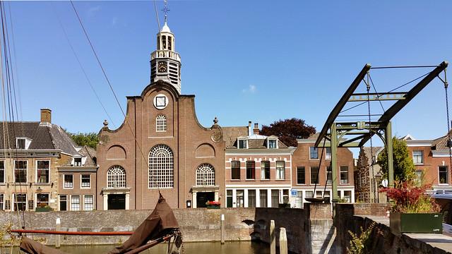 Pilgrim Fathers Church Delfshaven