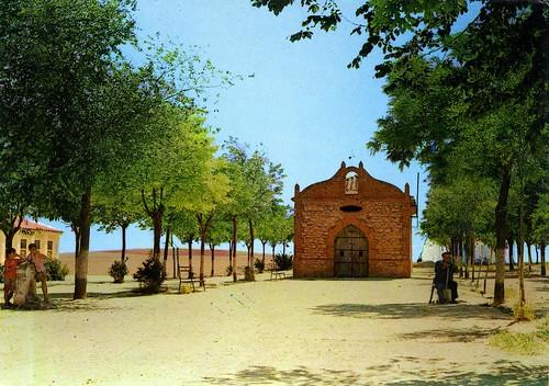 Cózar (Ciudad Real) :Ermita y Parque de San Antón=Hermitage and St. Antón Park=Hermitage et parc St. Antón