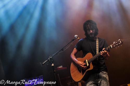 Nunatak en concierto