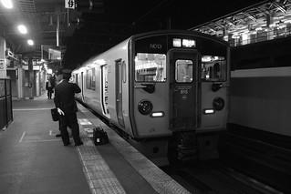 at Kumamoto Station on OCT 22, 2015 (1)