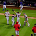 Max Scherzer's Second No-Hitter Celebration - Washington Nationals vs. New York Mets - 10.03.15