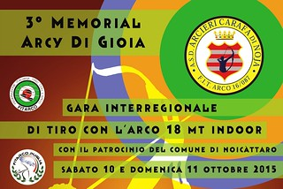 Noicattaro. III Memorial Di Gioia front