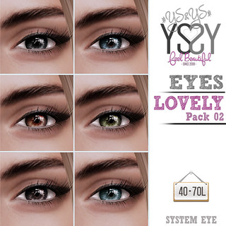 *YS&YS* Lovely Eyes 02 @ TDR