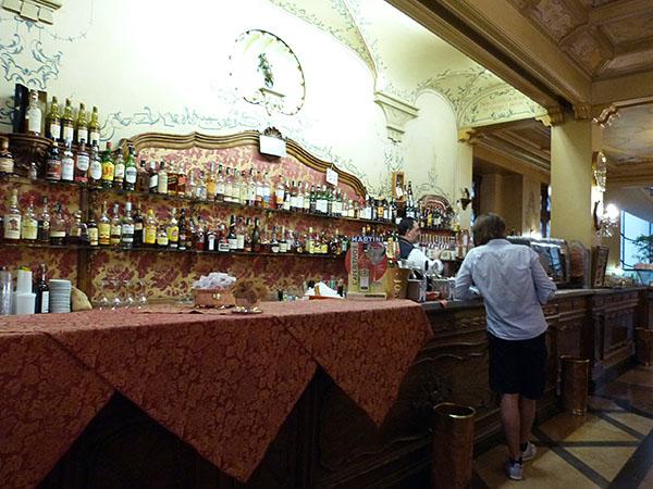 bar du caffè Torino
