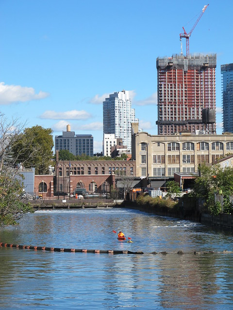 Christopher Swain Gowanus Swim