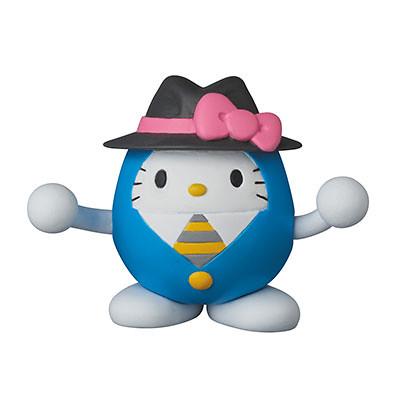 UDF系列『HELLO KITTY DORAEMON × HELLO KITTY 』夢幻共演!