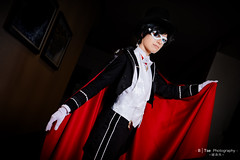 Tuxedo Mask (タキシード仮面)