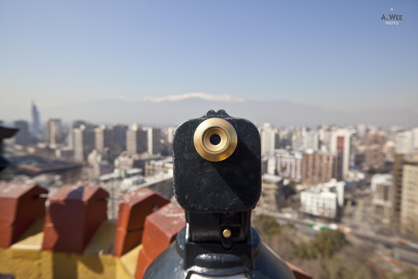 Sights of Santiago
