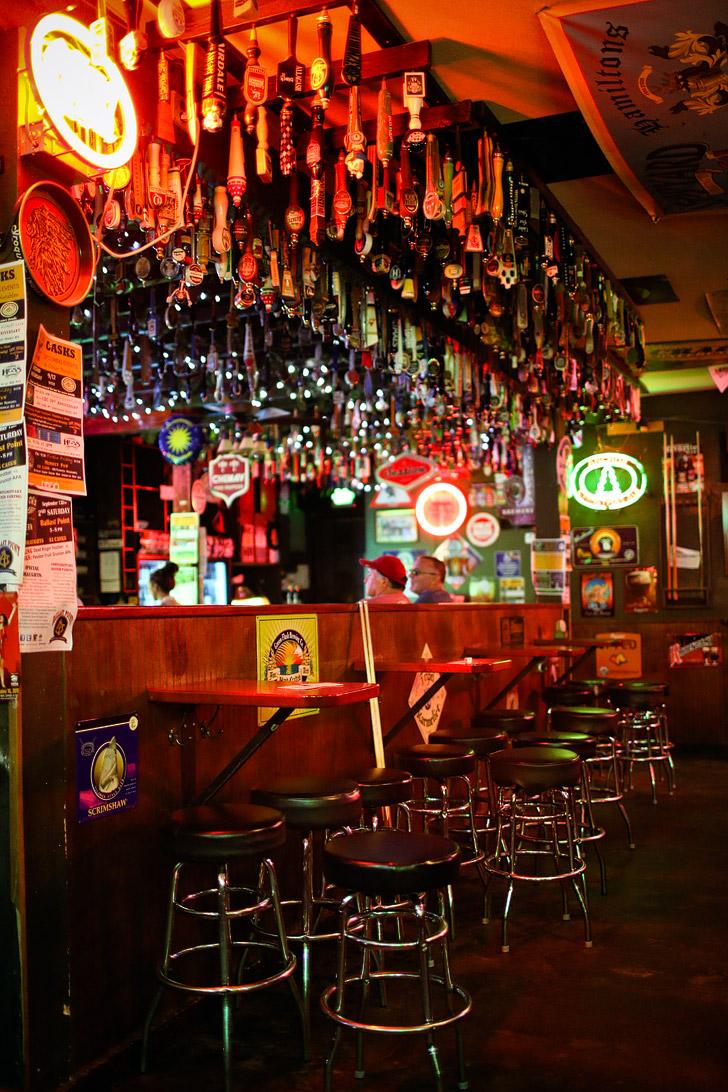 Hamilton Tavern San Diego.