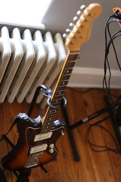 Photo:Fender Jazzmaster Guitar By David Hilowitz