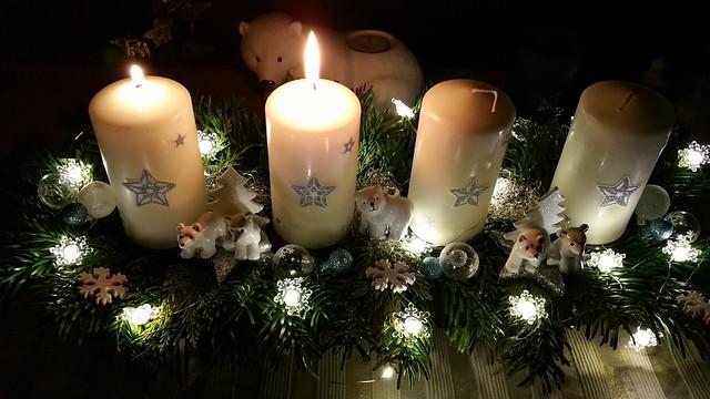 schöne zweiten Advent :-)