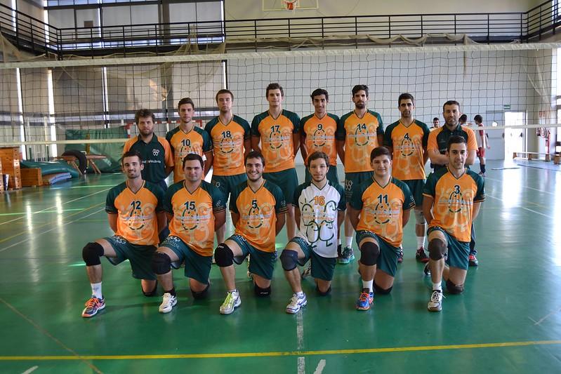 Voleibol masculino CADU 2015