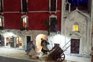 Noicattaro. Presepe Imacolata 2015 front