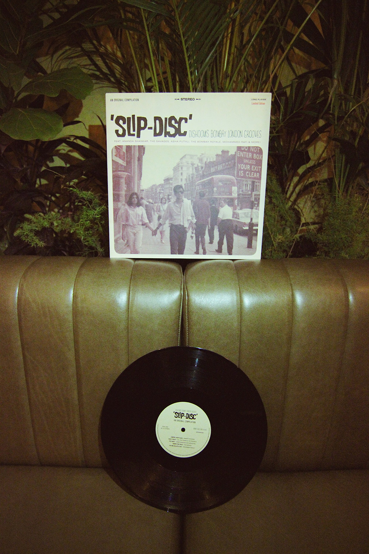 Dishoom: Slip-disc