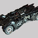 Lego Batman™ Arkham Knight Batmobile-225 by Hass Kabal