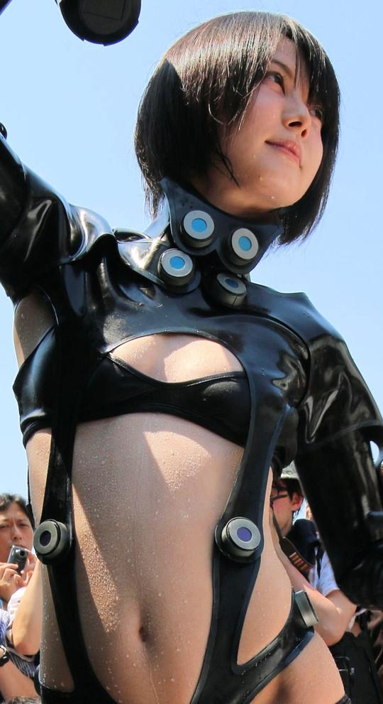 @PredatorRat X GANTZ うしじまいい肉 Nitsuga