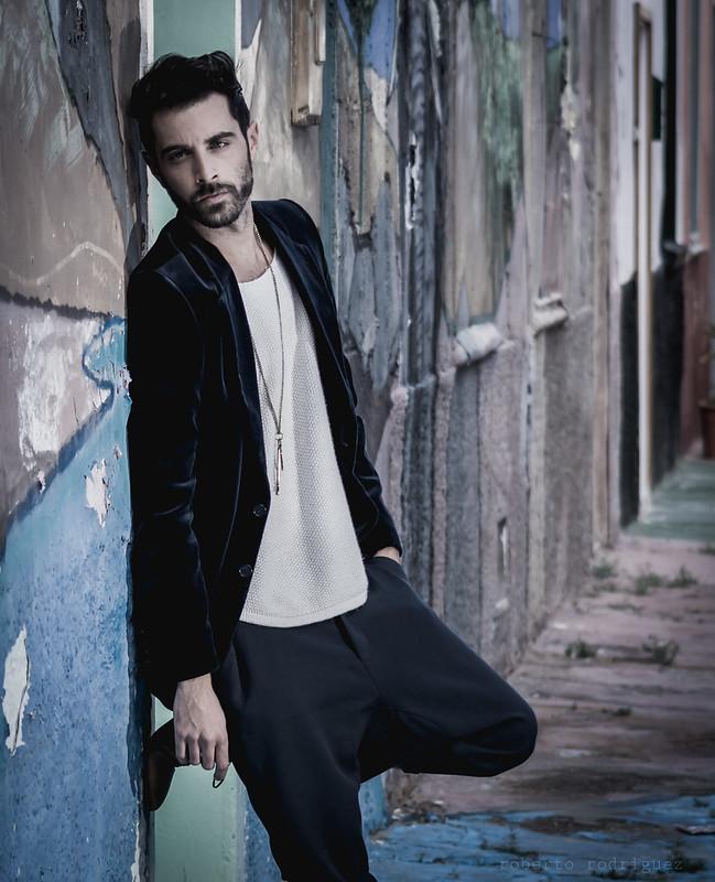 Modelo: Borja Romero