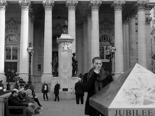 Life at the Royal Exchange