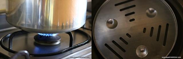 Pressure cooker cookeis
