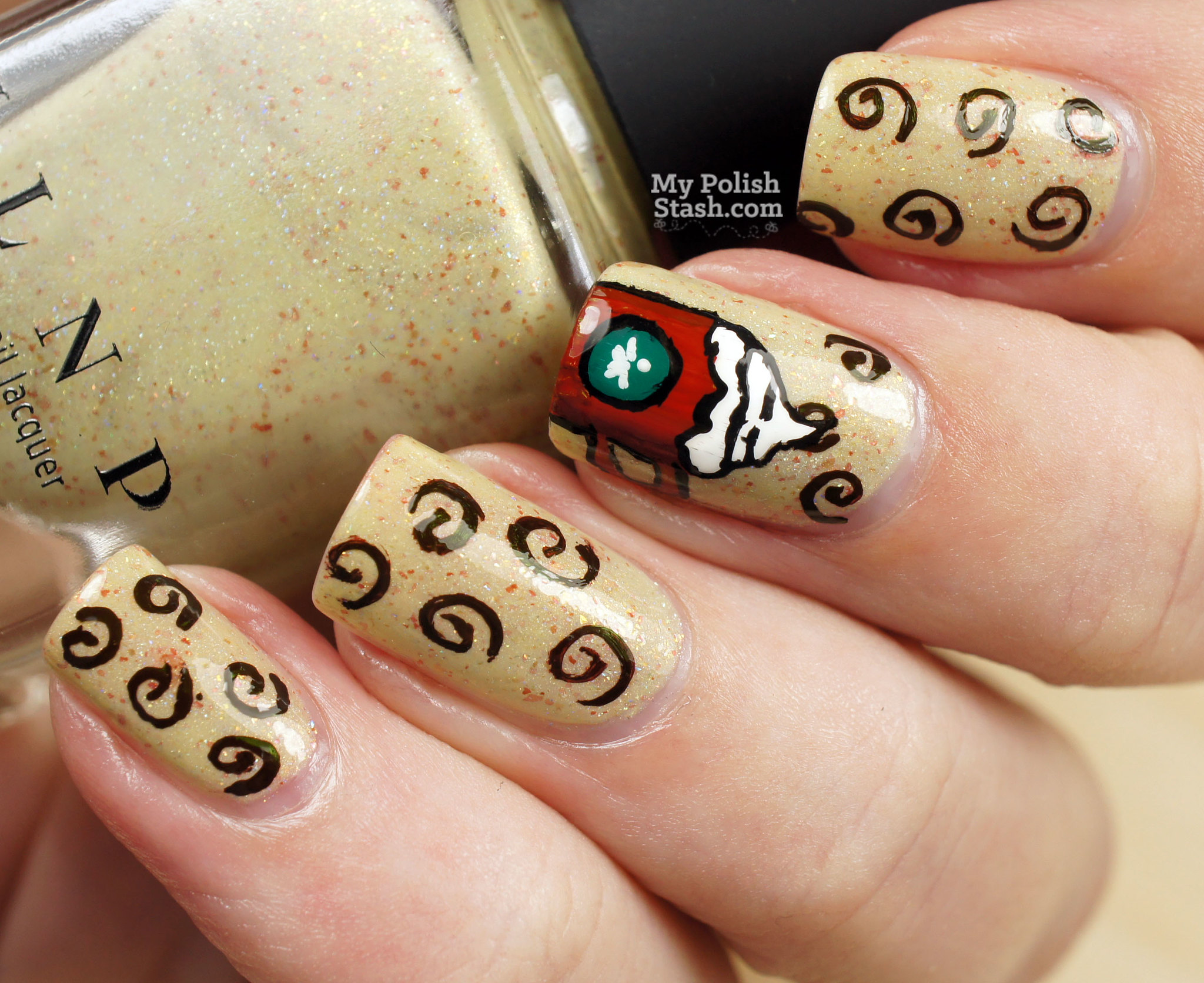 egg-nog-nail-art-1