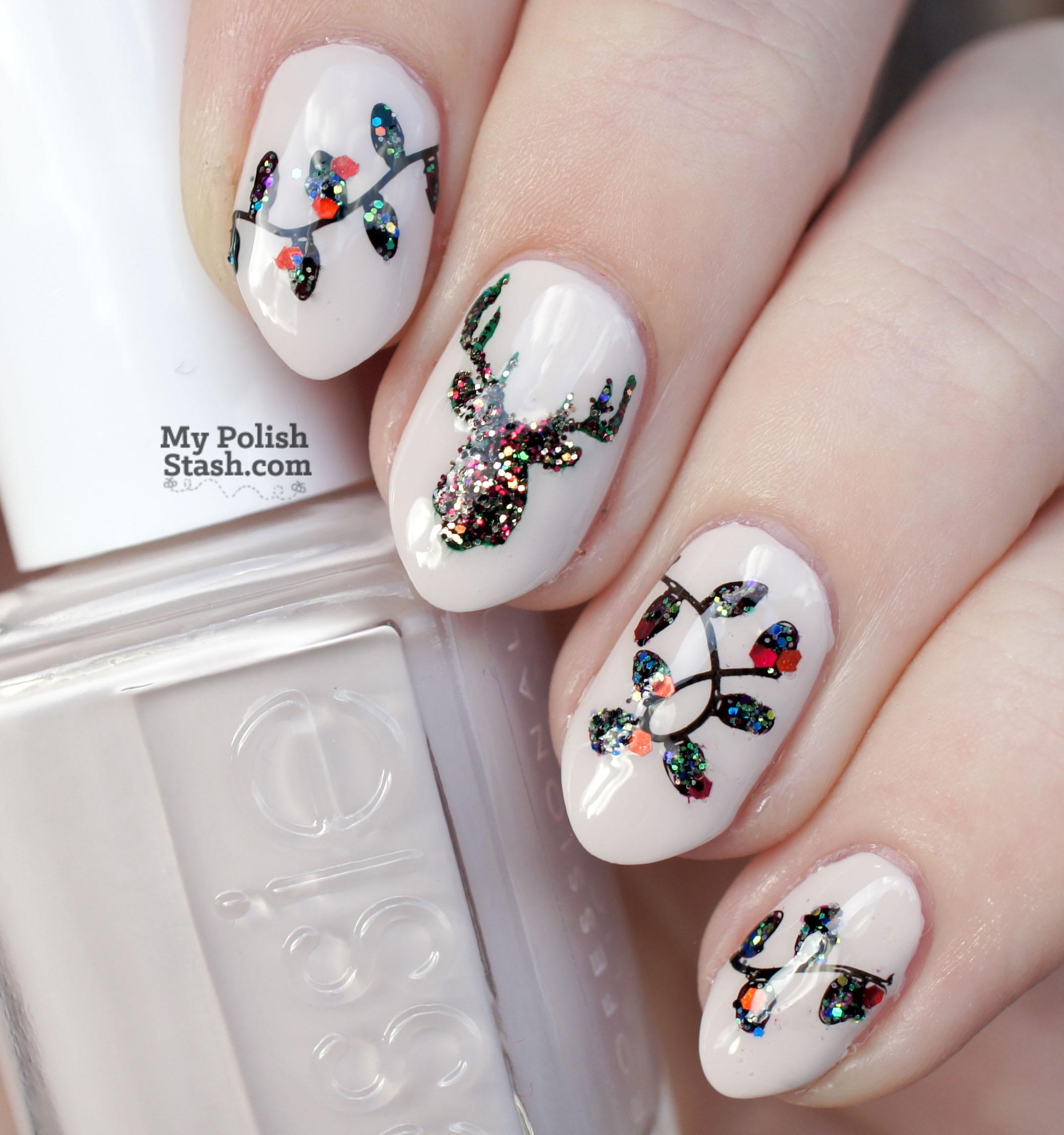 christmas-lights-manicure-2