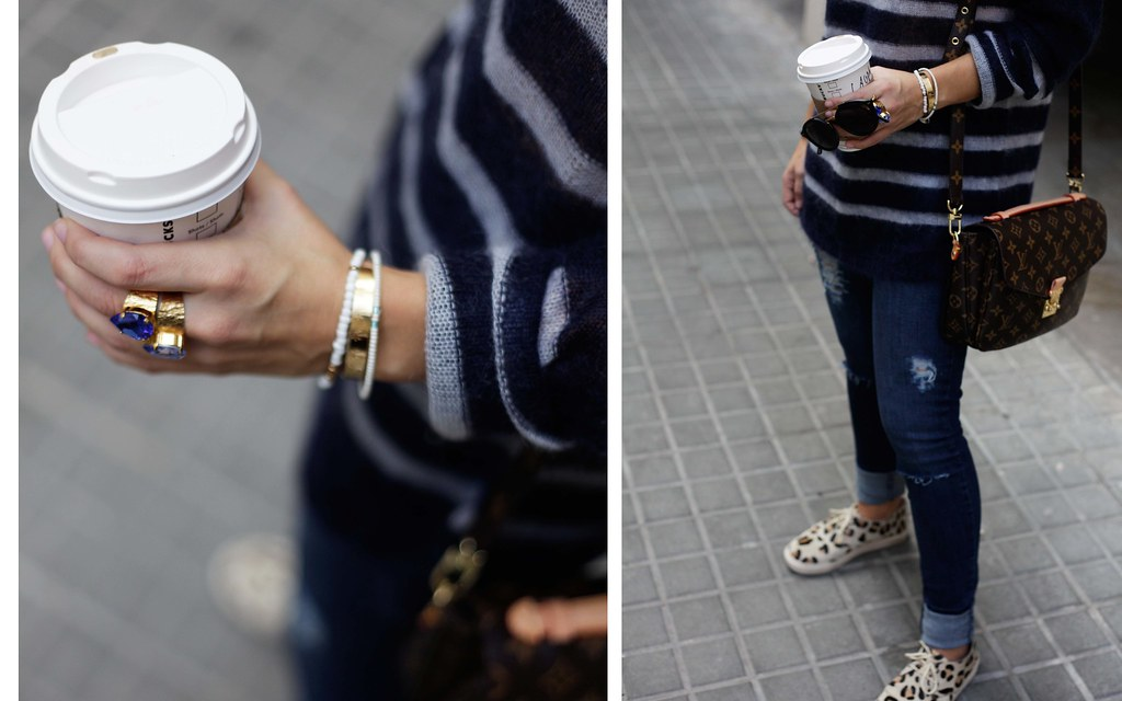 03_CASUAL_OUTFIT_LEOPARD_AND_STRIPES_BLOGGER_BARCELONA_THEGUESTGIRL