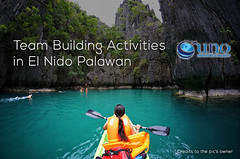Team Building Activities in El Nido, Palawan