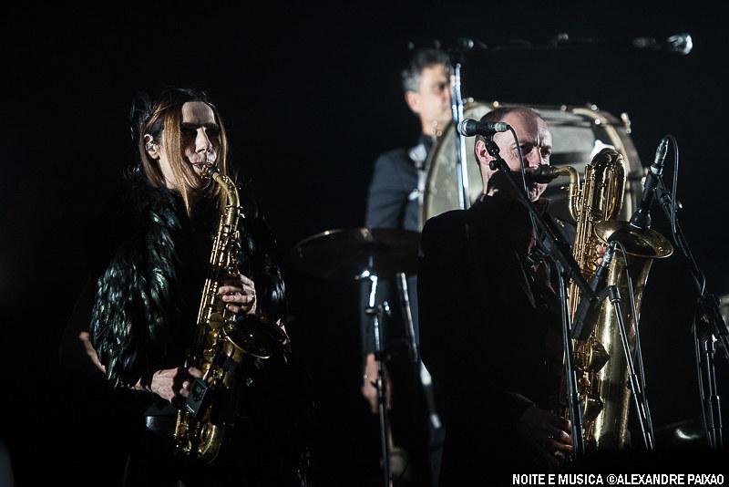 PJ Harvey - Coliseu de Lisboa '16