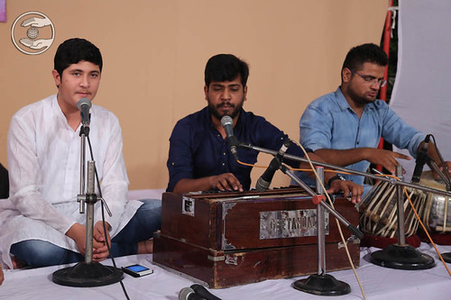 Devotional song by Sudhanshu from Palval, Haryana