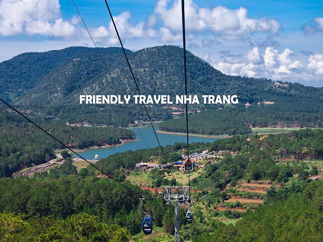 Tour Nha Trang Đà Lạt 3N2D