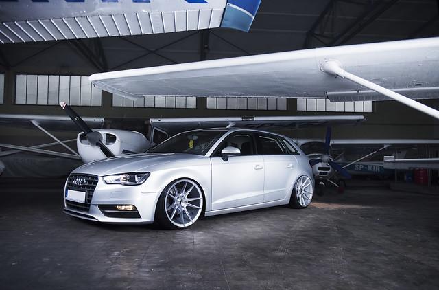 Audi A3 Jr21 Japan Racing Slovakia