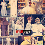"False Prophet ""pope"" Francis being Worshiped through his Statues"