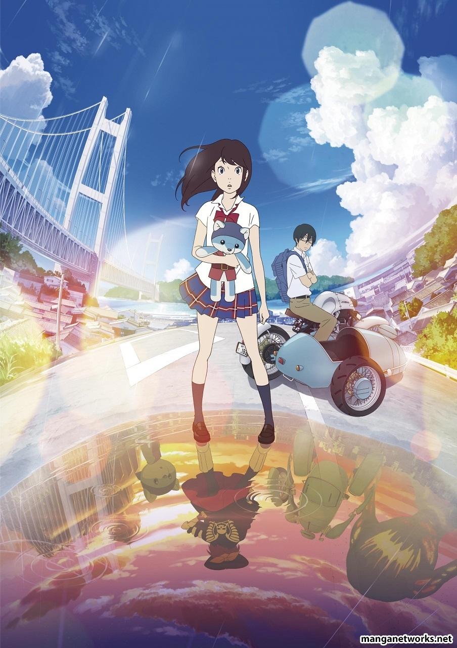 31059015451 87713e7d8f o Bộ phim anime Hirune Hime hé lộ hình ảnh mới
