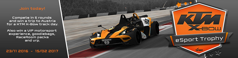 KTM X-Bow RR event