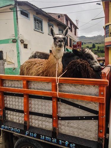 Salinas, Ecuador.