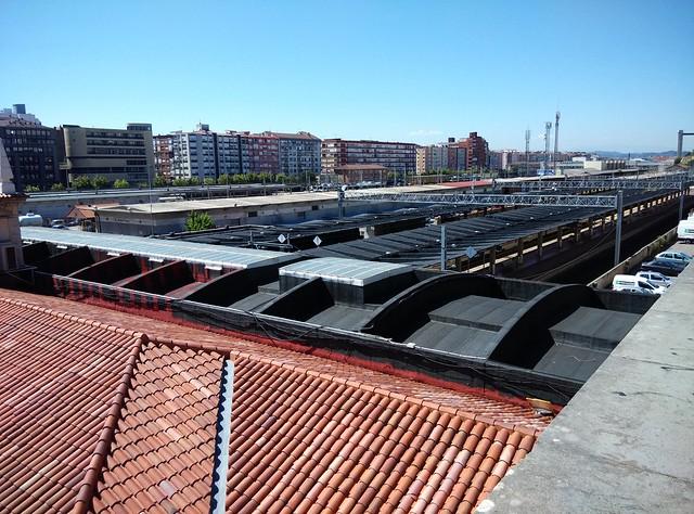 Estaciones, Santander