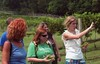 Guided tour in her vineyard by Mosaic Photos1
