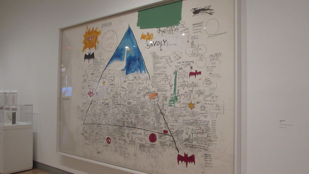 BASQUIAT: The Unknown Notebooks @ The Brooklyn Museum via Sown Brooklyn