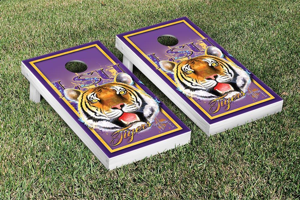 LSU Tigers Guy Harvey Version