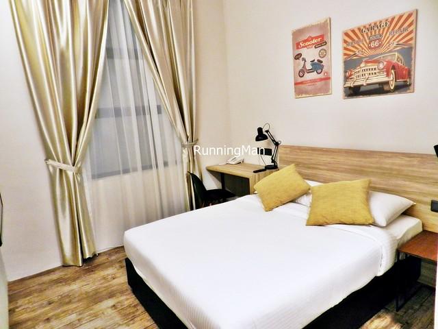 U Hotel 02 - Bedroom