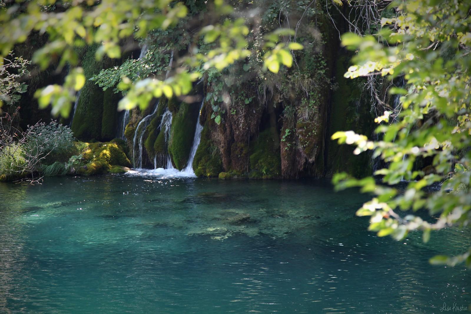 plitvice croatia waterfalls national park