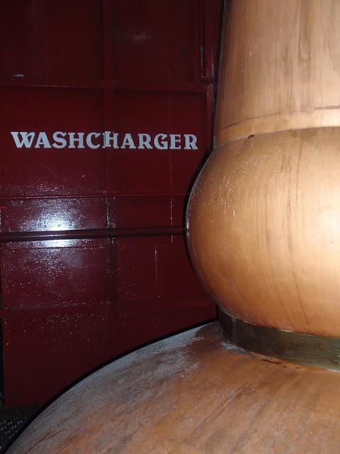 Still  at Tobermory distillery