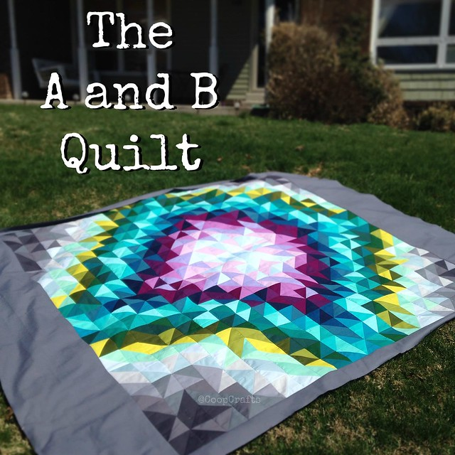 The A and B Quilt